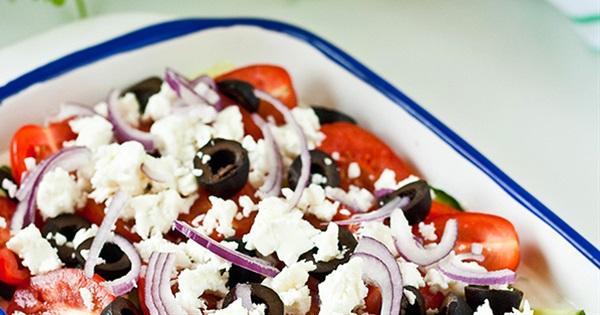 Greek Layered Dip