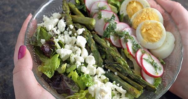 Spring Chop Salad