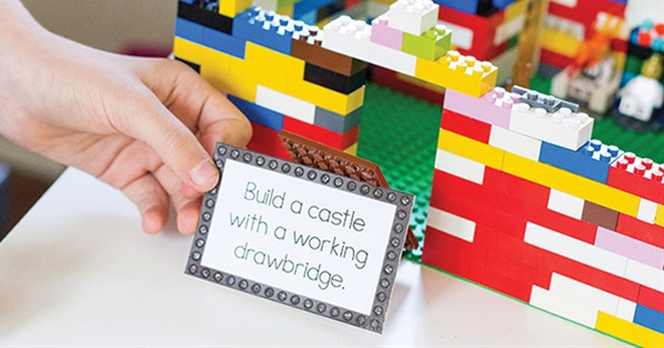 12 Fun STEM Activities To Do With LEGO
