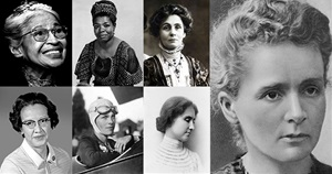 15 Powerful Awe-Inspiring Women Who Changed The World