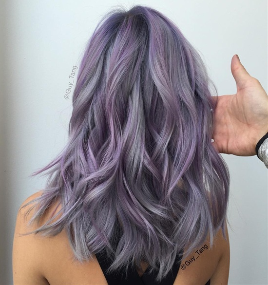 21 Beautiful Pastel Hair Color Ideas