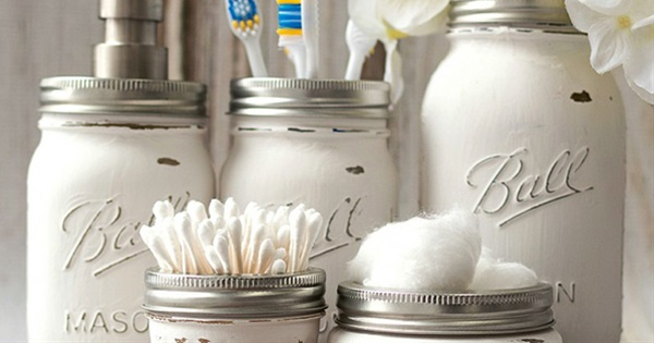 15 Diy Projects To Turn Your Bathroom Into A Spa | Postris - Diy Projects