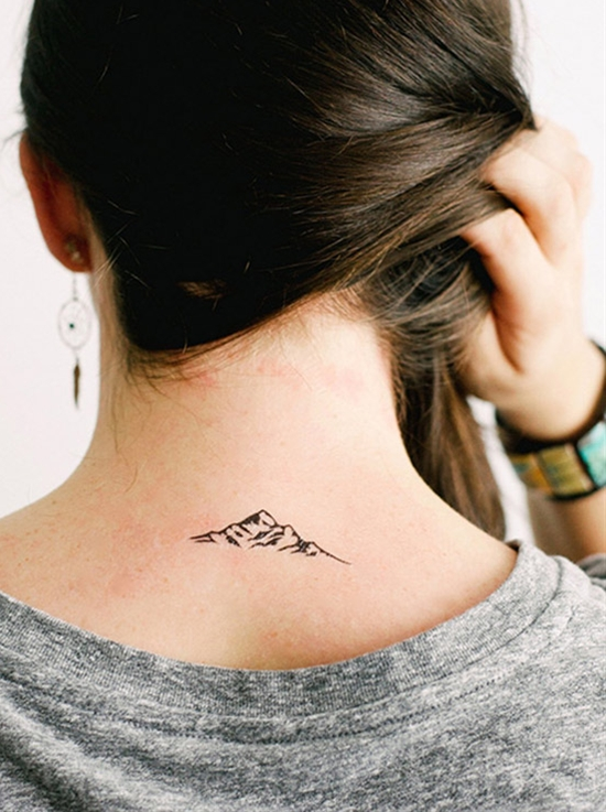 10 Adorable Simple Temporary Tattoos We Love