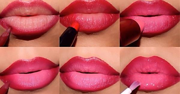 14 Bold & Inventive Ways To Wear Lipstick