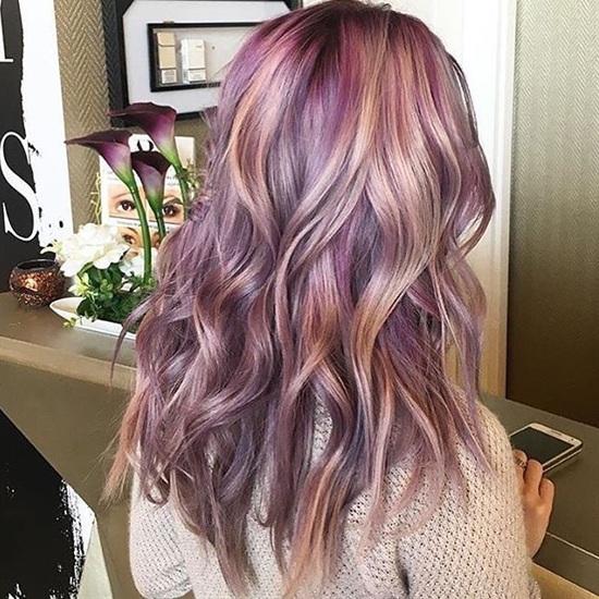21 Beautiful Pastel Hair Color Ideas