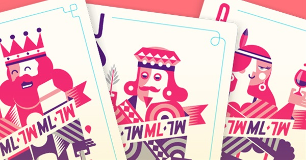 15 Unique & Creative Playing Card Designs