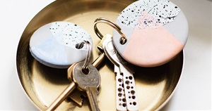 14 Fun and Easy Ways To Make Your Own Keychains