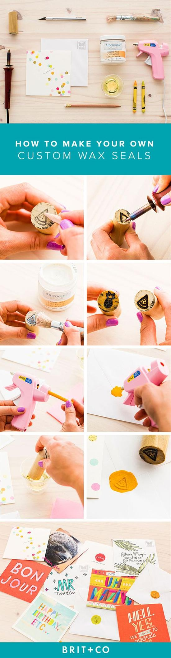 9 Cool Things You Can Do With a Hot Glue Gun