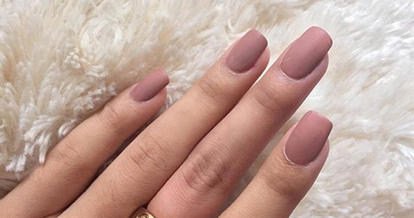 17 Matte Nail Designs You'll Want to Copy Immediately