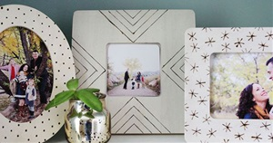 15 Easy and Creative DIY Photo Frames Projects You Should Try