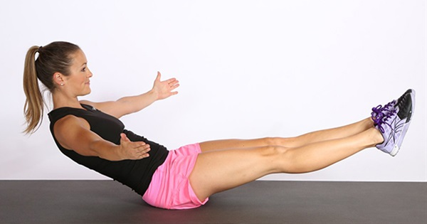 15 Easy To Do Core Workouts
