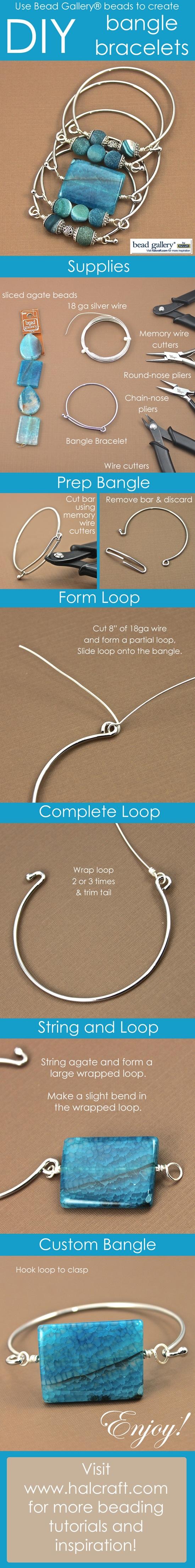 10 Easy & Beautiful Bracelet Tutorials