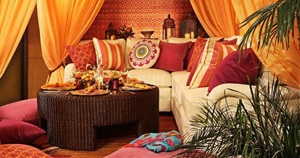 15 Moroccan-Themed Rooms You'll Be Inspired By
