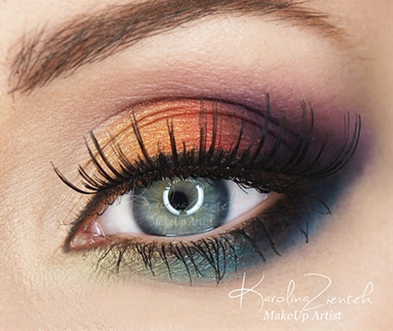 7 Striking Eyeshadow Color Combinations To Try for Special Occasions