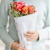 HOW TO: WRAP A BOUQUET