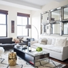 Contemporary Couple's Apartment in Brooklyn Enriched With Asian Artifacts