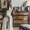 Effortlessly Pretty Bridal Separates: Laure De Sagazan Wedding Dress Collection
