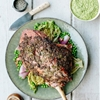 Recipe: Donal Skehan's Roast Lamb with Green Garlic, Lettuce & Peas — Easter Recipes from The Kitchn