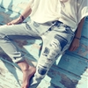 EXCLUSIVE: Re/Dun Perfects Fall's Must-Have Patchwork Jean