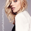Anja Rubik Poses for Her Mohito Clothing Collaboration