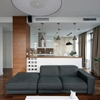 A Modern Apartment in a City's Historic Center