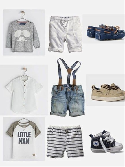 Spring time is almost here!! Here are a few outfits that I'm loving right now for my baby boy!