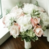 Classic Pink and White Romantic Wedding