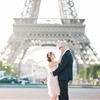 Oh-So-Chic Paris Elopement Inspiration