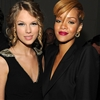 Rihanna's Squad Goals Do Not Include Taylor Swift
