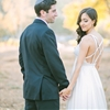 Stylish & Romantic Jewish Vineyard Wedding