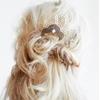 Romantic Bridal Hair Inspiration + Tutorial