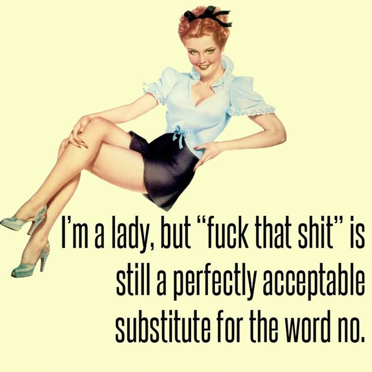 Perfectly acceptable...lol