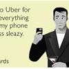 Uber-gross.
