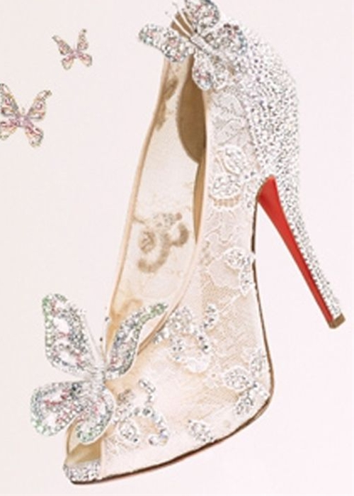 HECK yeah!! these are shoes for a BRIDE!! its like PRINCESS...or QUEEN for shue...