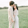 Backyard Brownwood Wedding