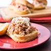 Smoked Turkey Barbecue Sandwiches