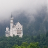 Neuschwanstein Castle, Germany by Lilly Husbands ...