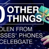 10 other things stolen from actresses' phones in Celebgate.