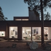 Contemporary Residence With an Unexpected Tough Silhouette in Ingarö, Sweden