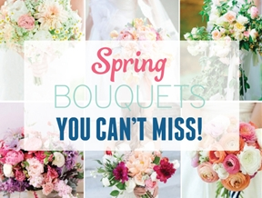 24 Spring Bouquets You Can't Miss!