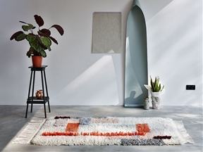 10 Easy Pieces: Color-Blocked Rugs