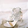 Elegant Gold and Blush Southern Wedding