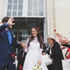 Champagne in Paris; An Oh-So-Chic Civil Ceremony