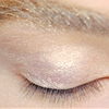 Makeup at MaxMara Spring 2014.