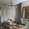 Best Amateur-Designed Living/Dining Space: Brigitte Gfeller