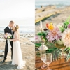 Tropical La Jolla Cove Beach Wedding Inspiration