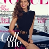 Emily DiDonato is All Smiles for Vogue Spain October 2014 Cover