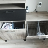 Besta tilt out hamper