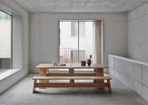 Minimal Furniture by David Chipperfield