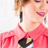 The Secret to Making This Super Luxe Leather Jewelry? Our Kit!